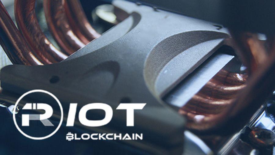Майнинговая компания Riot Blockchain заказала ещё 42 000 Antminer S19j