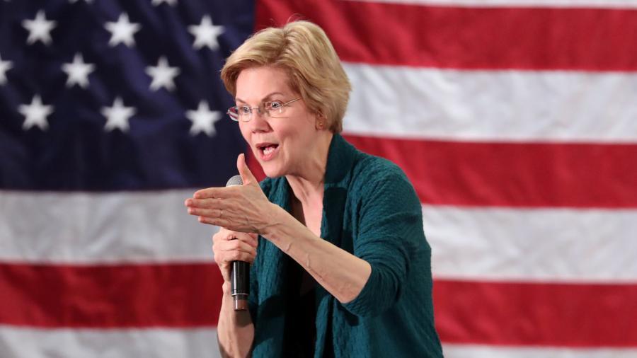 Сенатор США Элизабет Уоррен предложила обязать компании сообщать о выплатах операторам вирусов-вымогателей_615e09f37b6c9.jpeg
